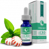 1000mg Peppermint Crescent CBD Drops