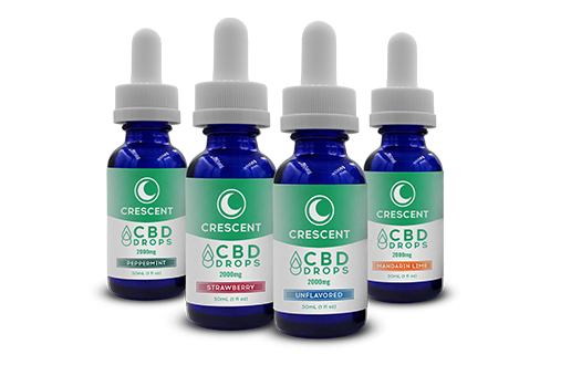 2000mg CBD Oils