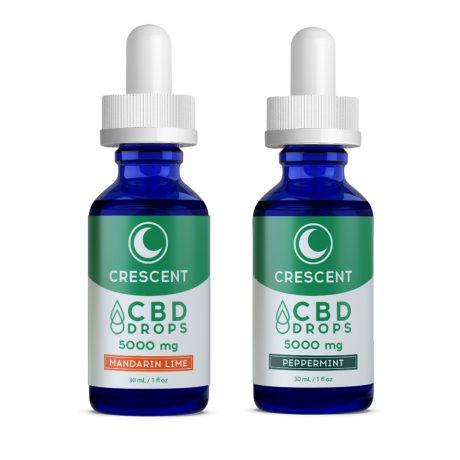 5,000 mg CBD Drops