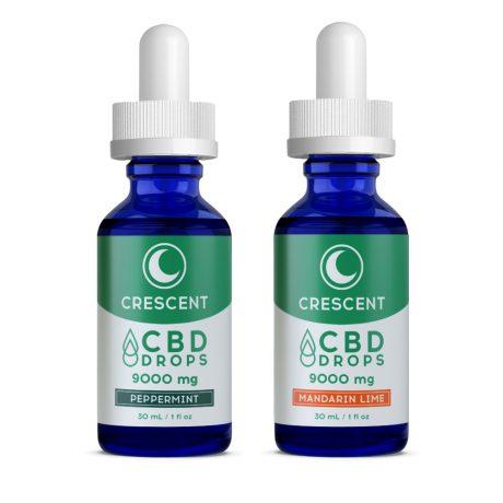 9,000 mg CBD Drops
