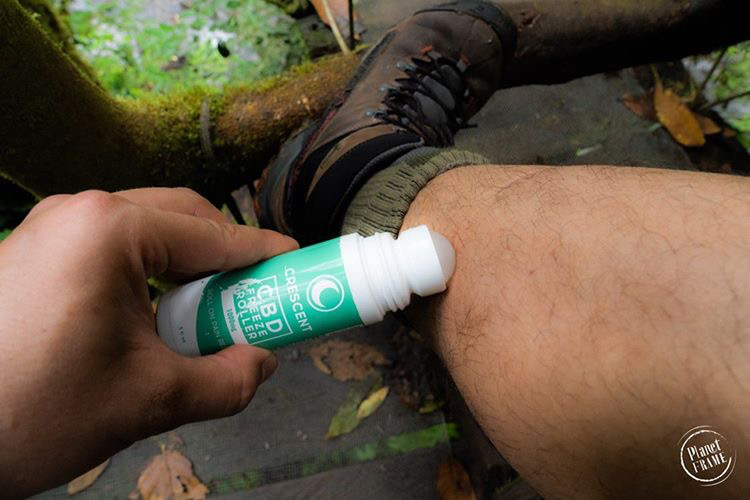 CBD Freeze Roll On for Hiker