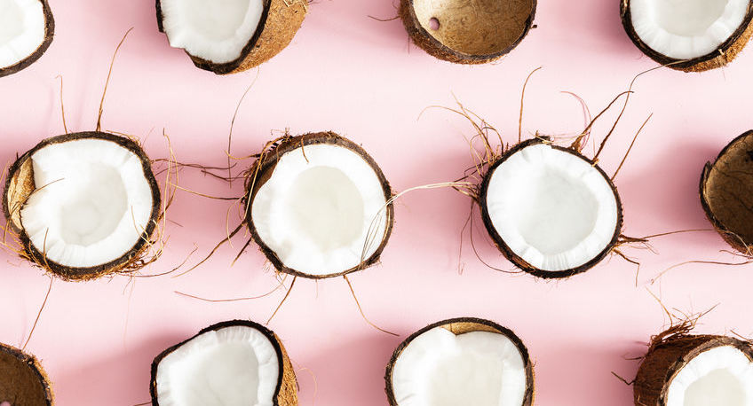 Fractionated Coconut MCT Oil