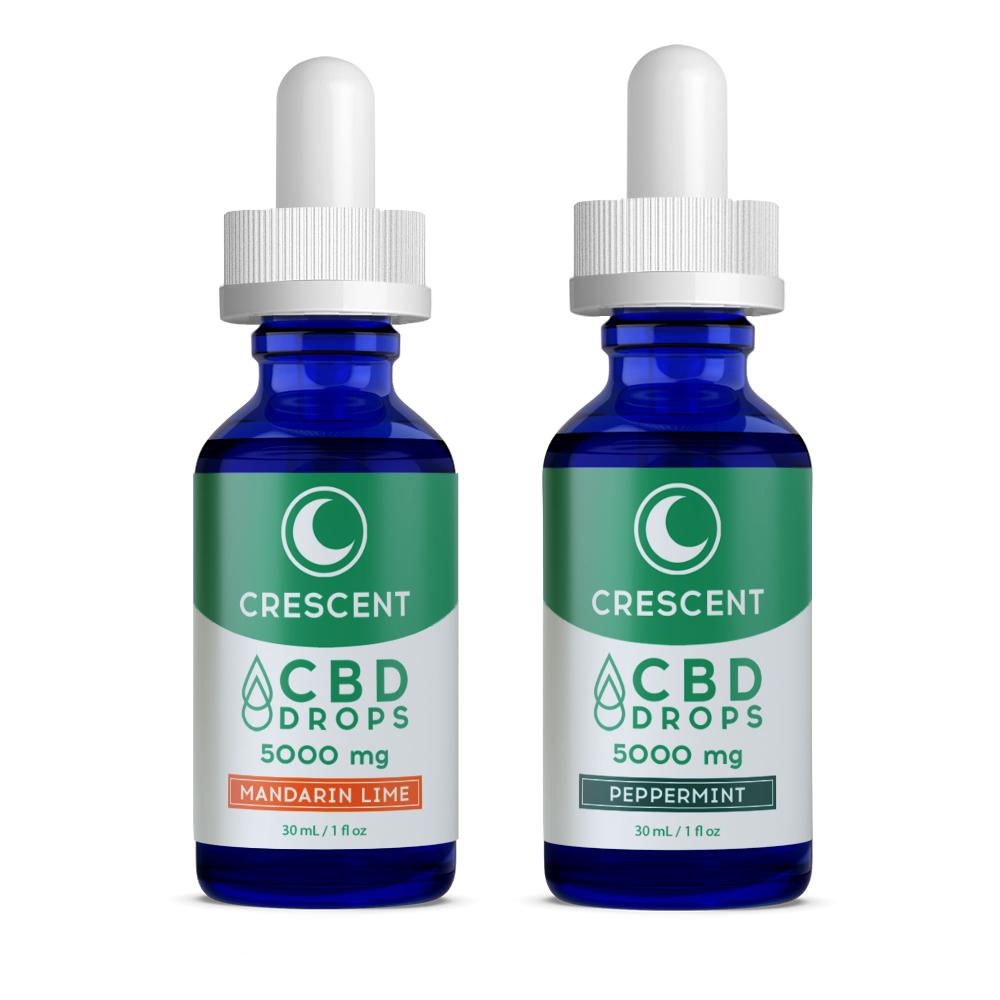 5000 mg Extra Strength CBD Drops
